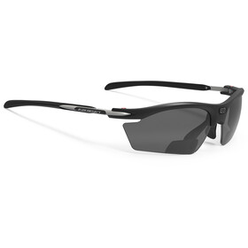 Rudy Project Rydon Readers +2.5 dpt Glasses matte black / smoke black